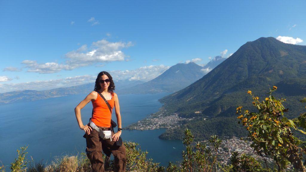 Hiking en Guatemala