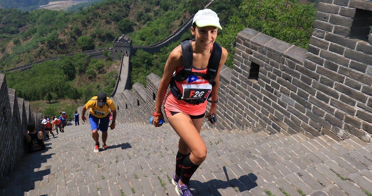 Muralla China en un maratón ¡Qué experiencia!