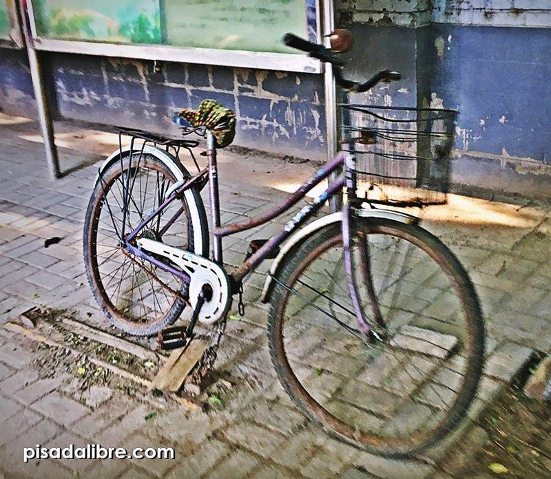bicicleta en china