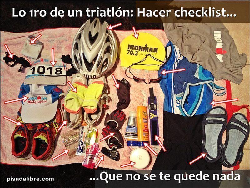 artículos triatlón