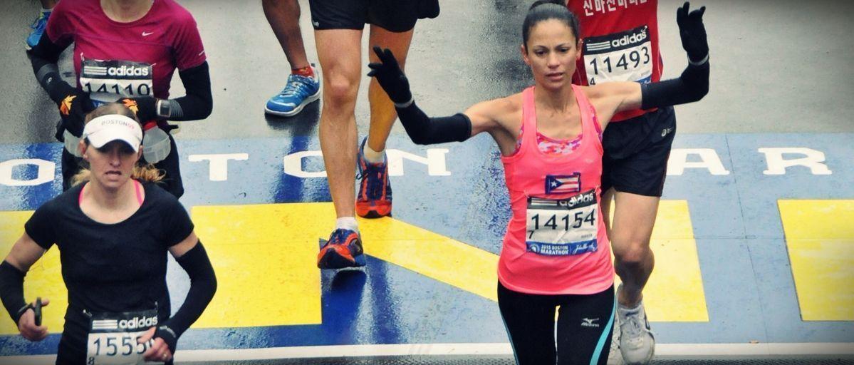 Maratón de Boston, lo que viví