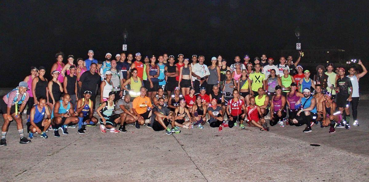 Runners ultramaratón Puerto Rico