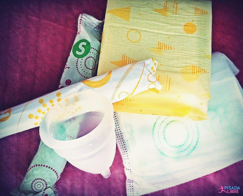 Higiene menstruación
