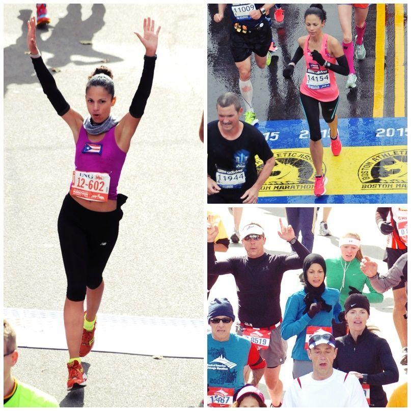Fotografías originales de diversos maratones