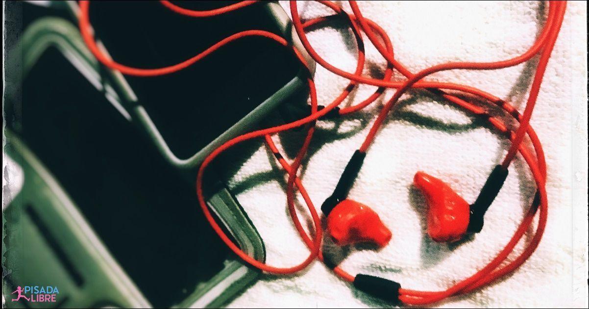Música al correr...