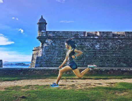 Running El Morro